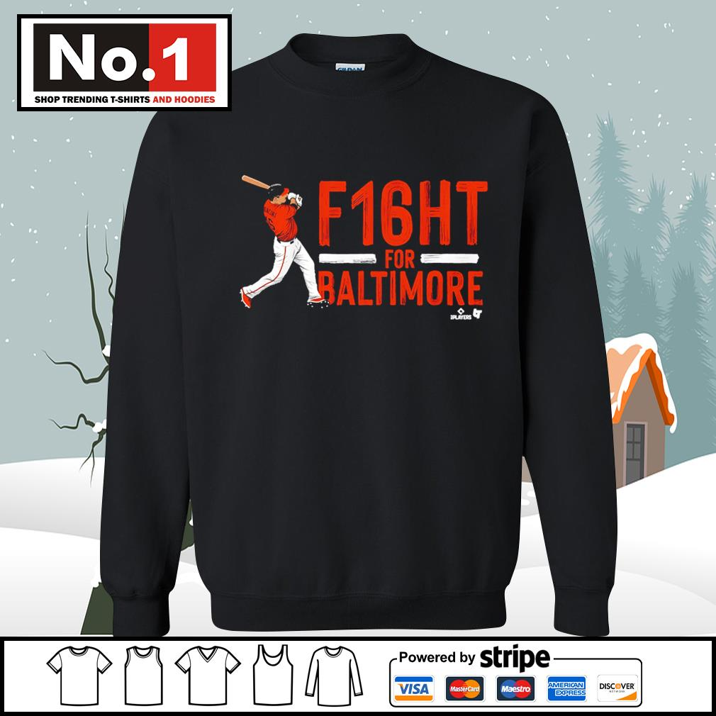 Baseball F16HT for Baltimore s sweater