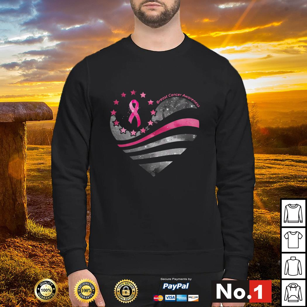 Breast cancer awareness SWeater