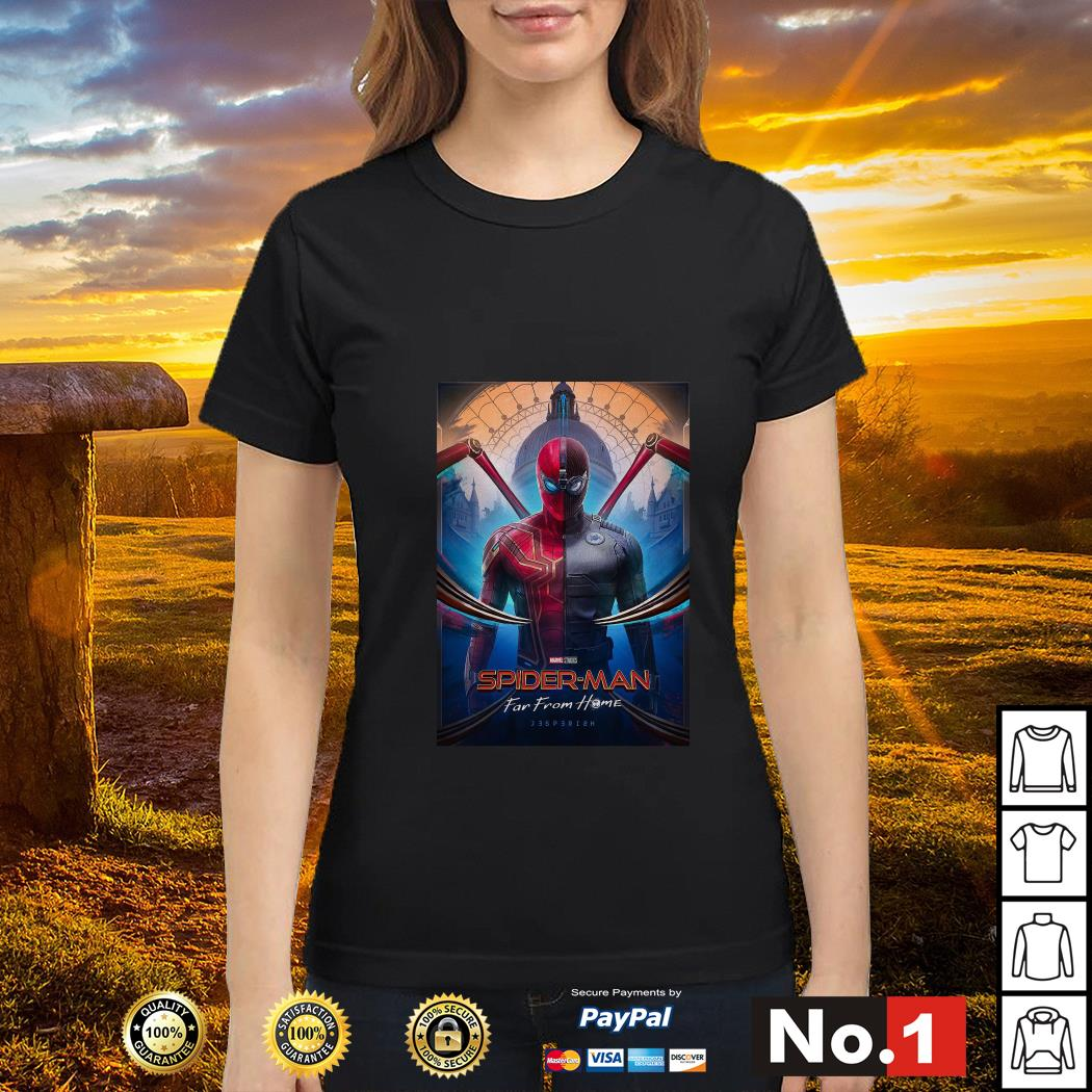 Marvel Studios Spider-Man far from home ladies-tee