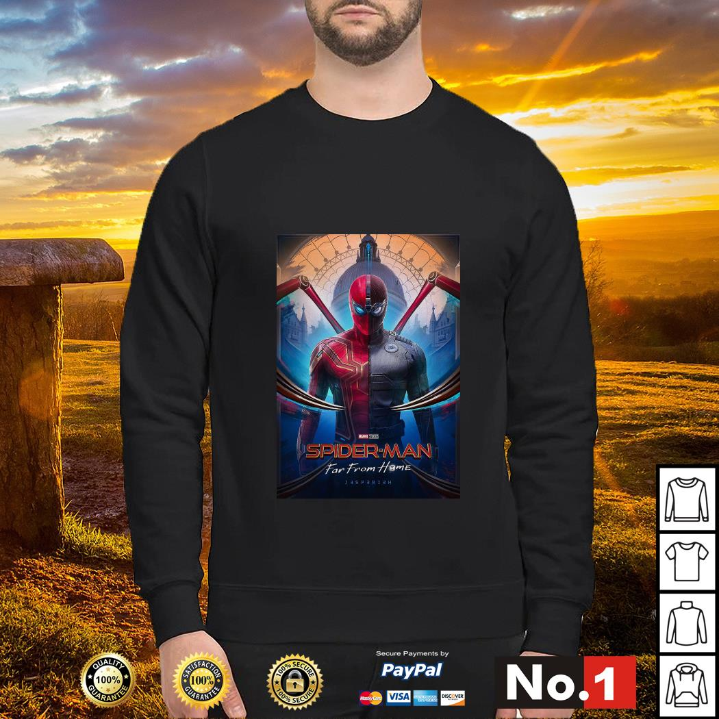 Marvel Studios Spider-Man far from home sweater