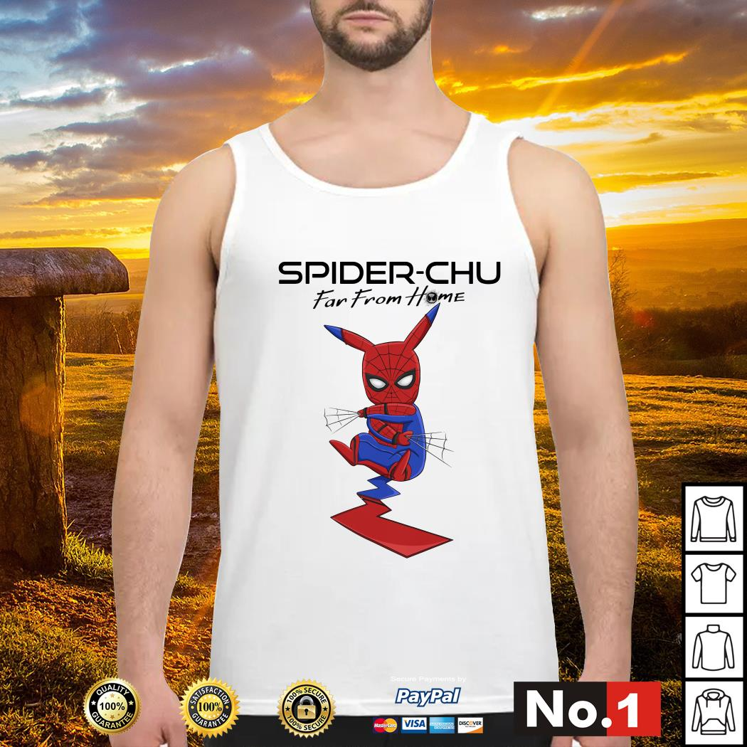Spider Chu Far from home Tank top