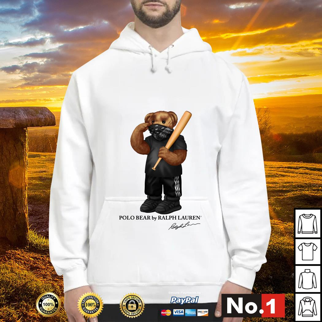 Polo Bear by Ralph Lauren signature hoodie