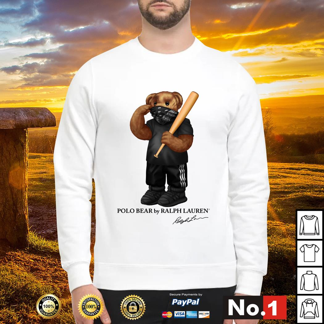 Polo Bear by Ralph Lauren signature sweater