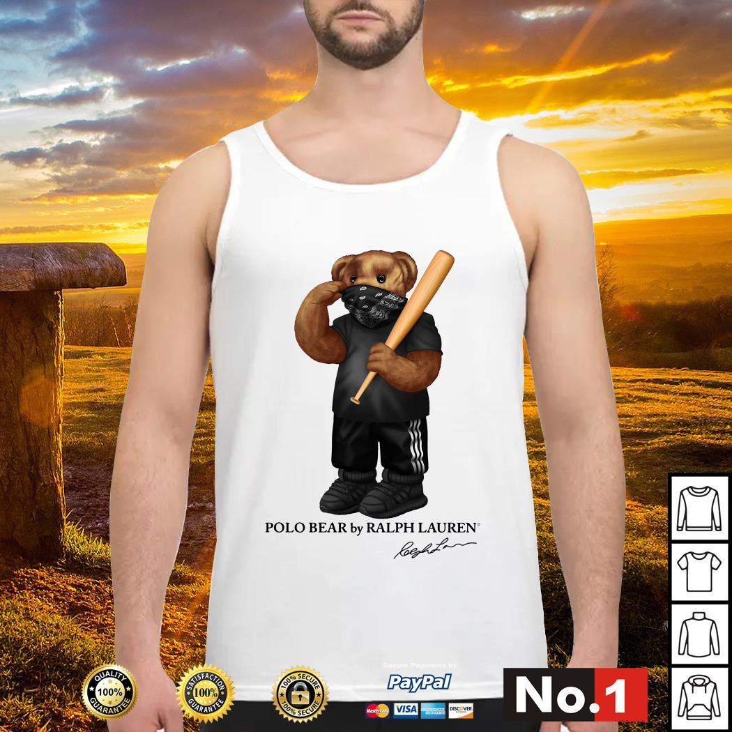 Polo Bear by Ralph Lauren signature tank-top