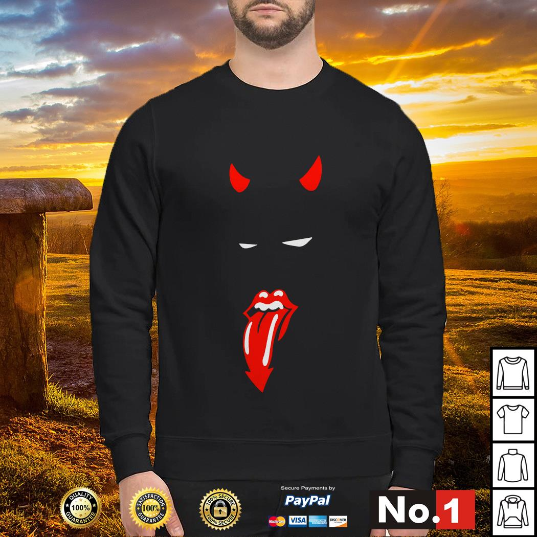 The Rolling Stones Sympathy for the Devil sweater