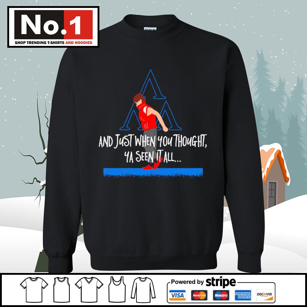 And just when you thought ya seen it all s sweater