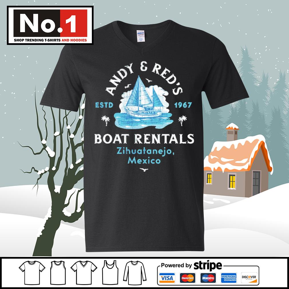 Andy and Red's est 1967 Boat Rentals Zihuatanejo Mexico s ladies-tee