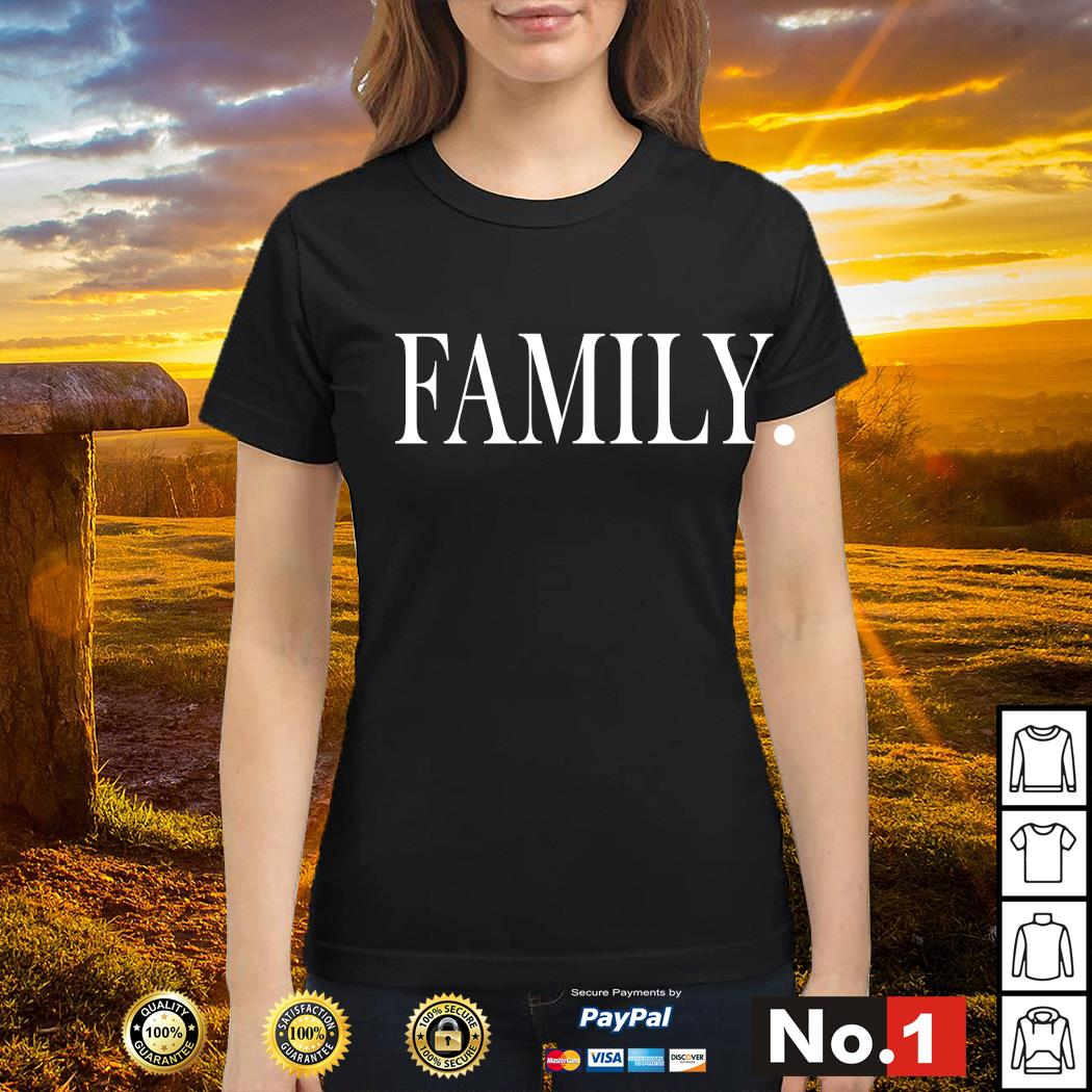 Official Family s ladies-tee