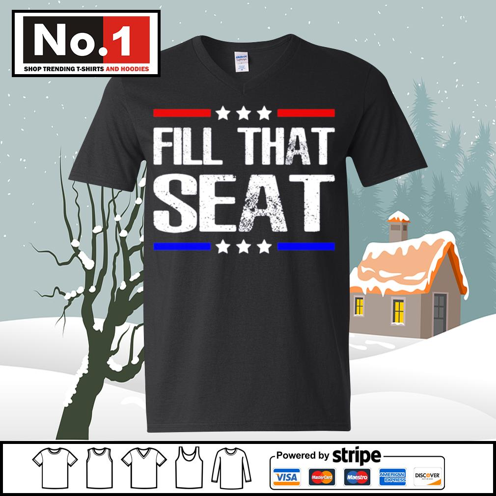 Fill that seat s ladies-tee