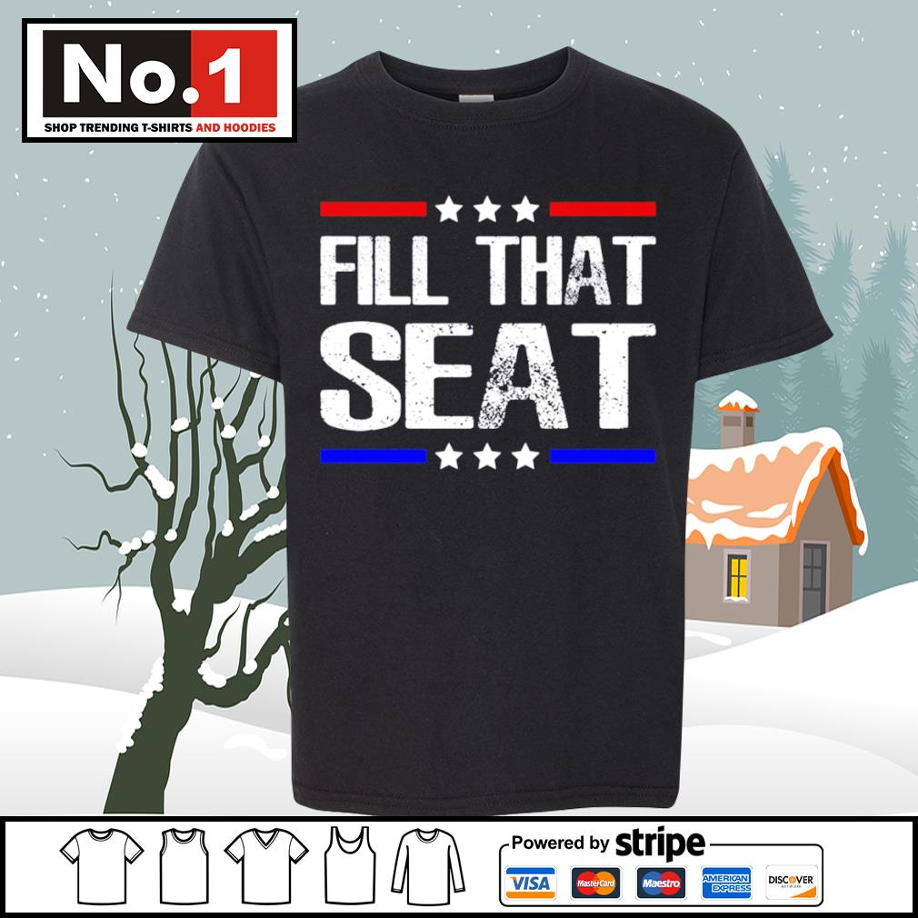 Fill that seat s youth-tee
